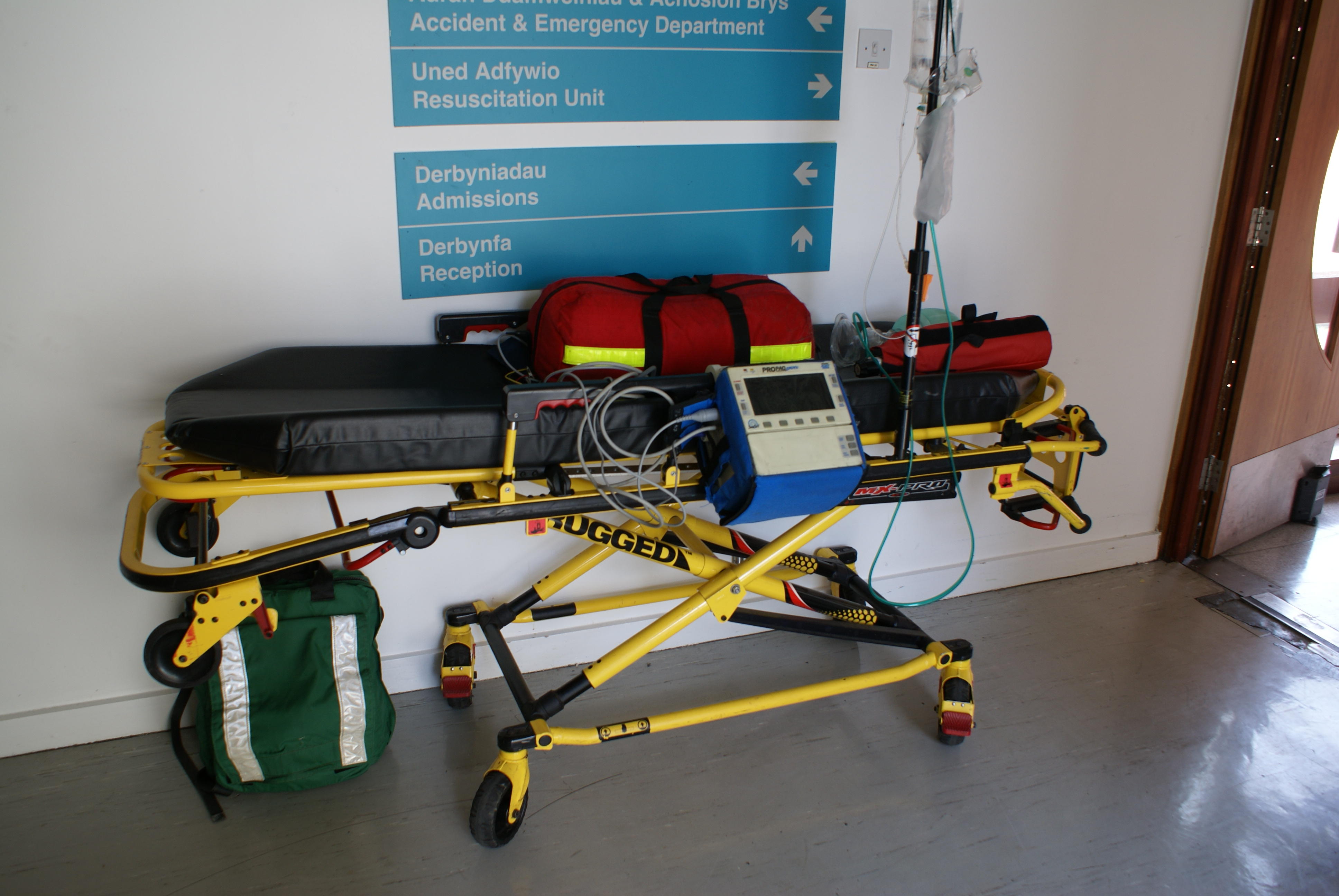 Ambulance Stretcher.JPG
