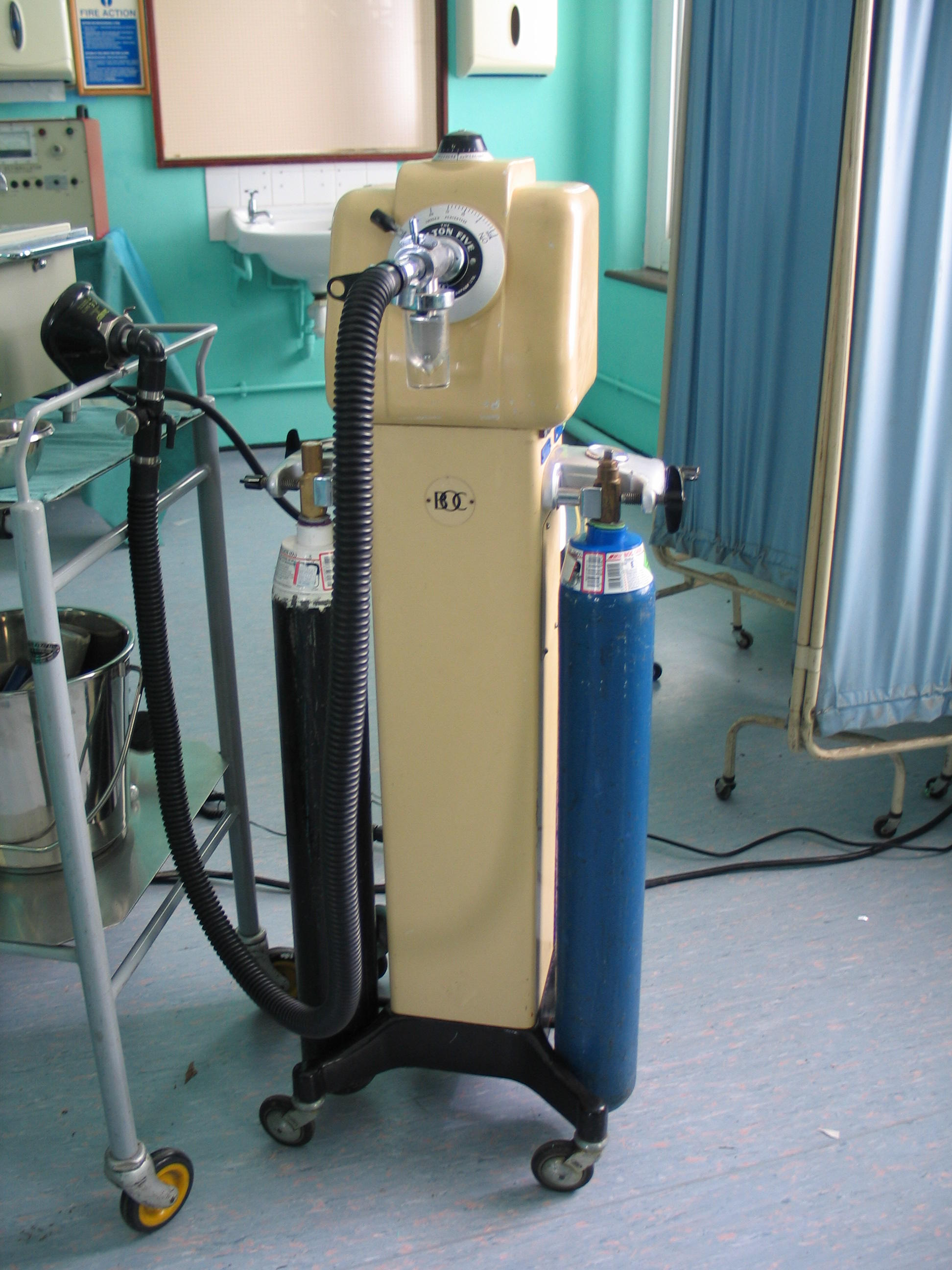 Anaesthetic Machine 1960/70
