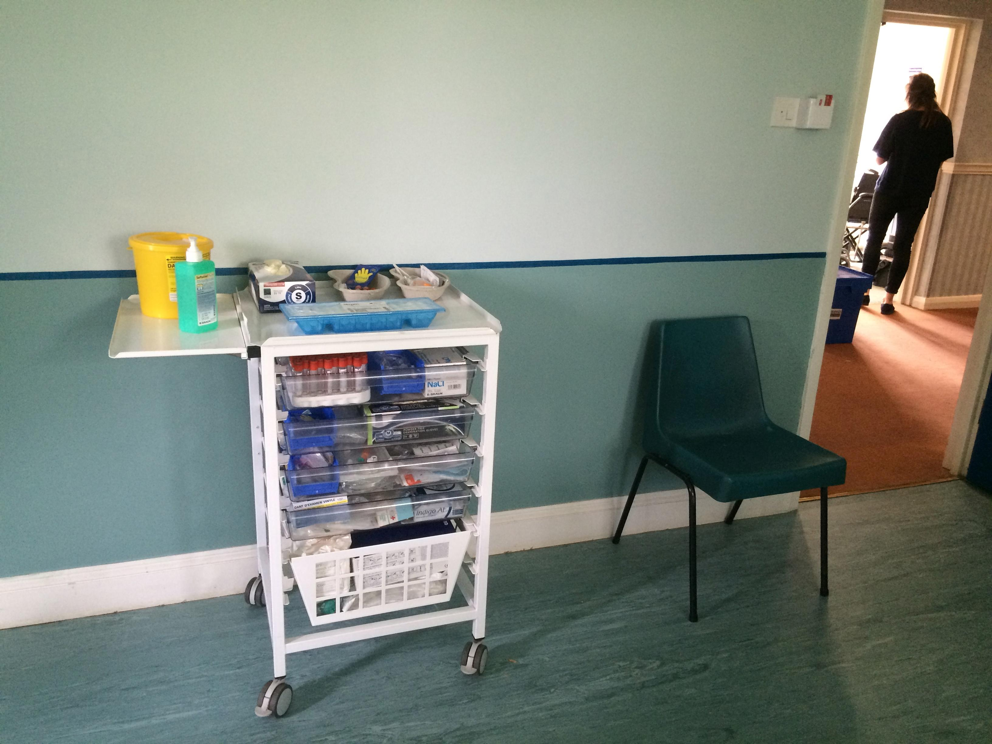 Medical Trolley 1
